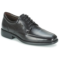 Cipők Férfi Oxford cipők Fluchos RAPHAEL Fekete
