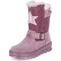 Cipők Gyerek Hótaposók Superfit Flavia Rózsaszín