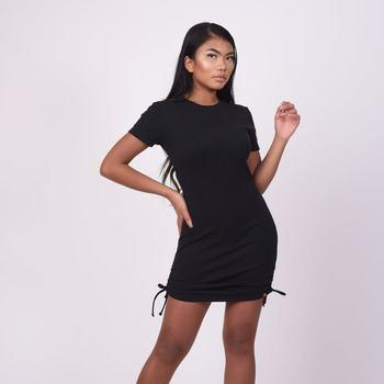 Ruhák Női Rövid ruhák Project X Paris Robe femme noir