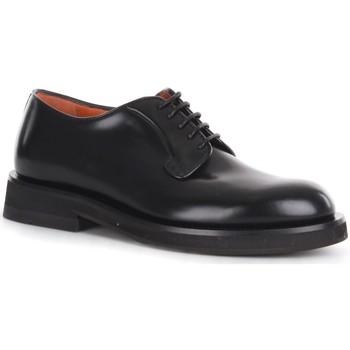 Cipők Férfi Oxford cipők Santoni MCCN17774JW2IPWEN01 Black