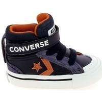 Cipők Gyerek Magas szárú edzőcipők Converse Pro Blaze BB Marine Rouge Kék
