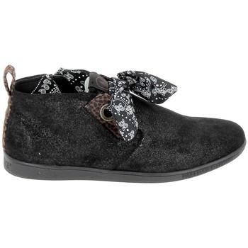 Cipők Női Csizmák Armistice Stone Mid Cut Spacy Noir Fekete