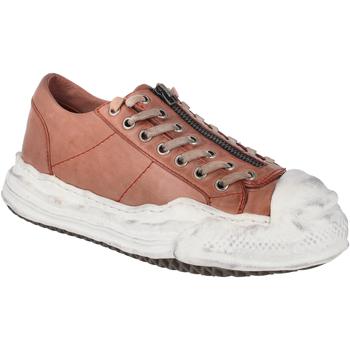 Cipők Női Rövid szárú edzőcipők Rebecca White UVRW225B Piros