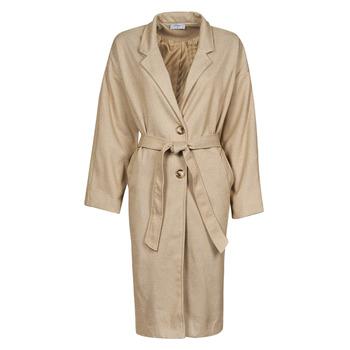 Ruhák Női Kabátok Betty London PIXIE Bézs
