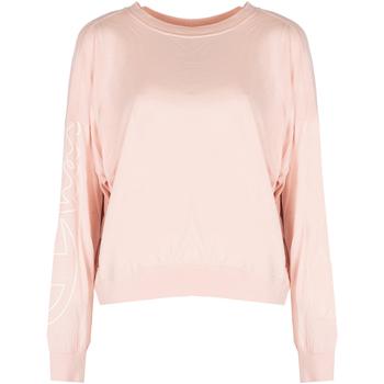 Ruhák Női Hosszú ujjú pólók Champion  Rózsaszín