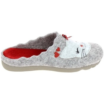 Cipők Női Mamuszok Boissy JH65458 Gris Szürke