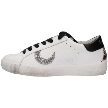 Cipők Női Rövid szárú edzőcipők Uma Parker 810221 WHITE