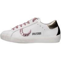 Cipők Női Rövid szárú edzőcipők Uma Parker 830221 WHITE