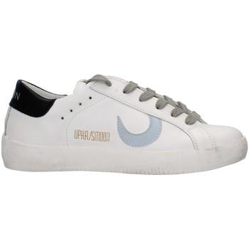 Cipők Női Rövid szárú edzőcipők Uma Parker 780221 WHITE