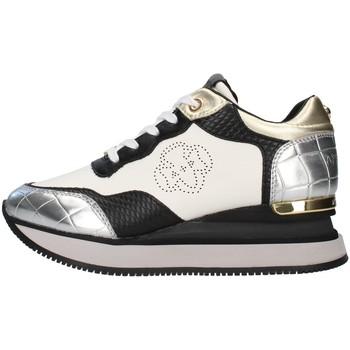 Cipők Női Rövid szárú edzőcipők Apepazza F1MIDHIGH07/LEA WHITE
