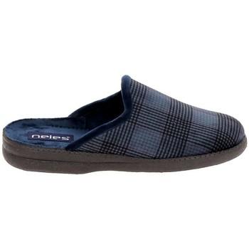 Cipők Mamuszok Boissy JH25624 Marine Kék