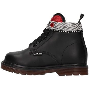 Cipők Lány Csizmák Balducci MATR4864 BLACK