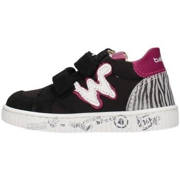 Cipők Lány Rövid szárú edzőcipők Balducci MSP3808N BLACK
