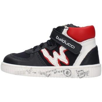 Cipők Fiú Magas szárú edzőcipők Balducci MSP3806B BLUE