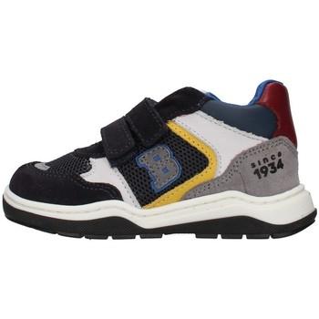 Cipők Fiú Rövid szárú edzőcipők Balducci MSP3851B BLUE