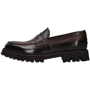 Cipők Férfi Mokkaszínek Dasthon 1304 BROWN