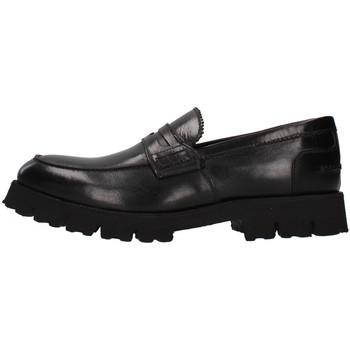 Cipők Férfi Mokkaszínek Dasthon 1304 BLACK