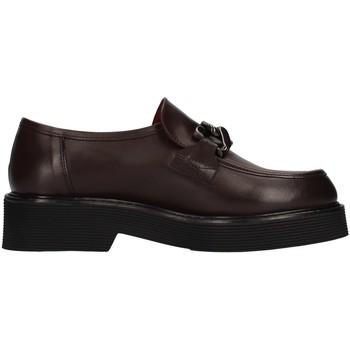 Cipők Női Mokkaszínek Triver Flight 482-07 BROWN