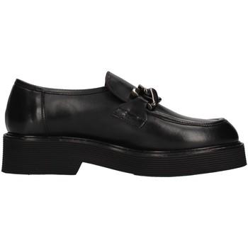Cipők Női Mokkaszínek Triver Flight 482-07 BLACK