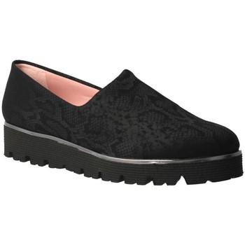 Cipők Női Oxford cipők & Bokacipők Pretty Ballerinas  Negro