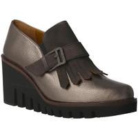 Cipők Női Oxford cipők & Bokacipők Durá - Durá  Gris