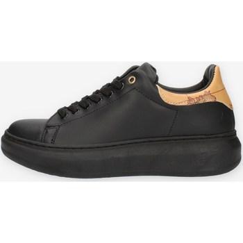 Cipők Női Rövid szárú edzőcipők Alviero Martini Z0097578A Black