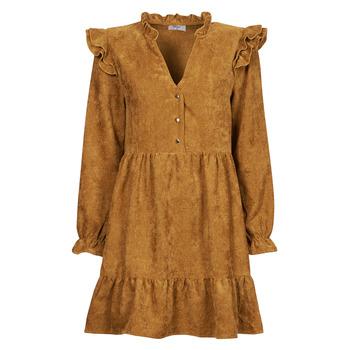 Ruhák Női Rövid ruhák Betty London PINEA Teve