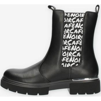 Cipők Lány Csizmák Café Noir C1480 Black