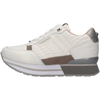 Cipők Női Rövid szárú edzőcipők Apepazza F1RSD14/MIX WHITE