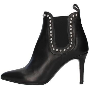Cipők Női Bokacsizmák Albano 1078A BLACK