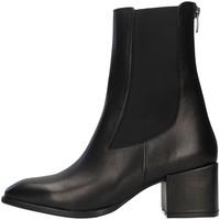 Cipők Női Bokacsizmák Albano 1056A BLACK