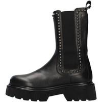 Cipők Női Bokacsizmák Albano 2023A BLACK