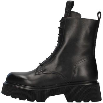 Cipők Női Bokacsizmák Albano 1083A BLACK