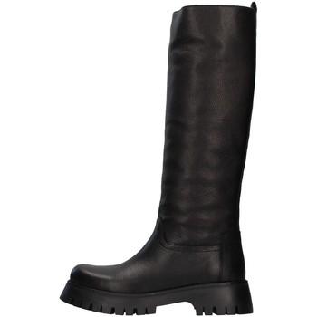 Cipők Női Városi csizmák Albano 1075A BLACK