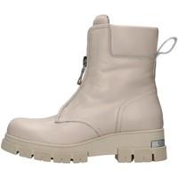 Cipők Női Bokacsizmák Albano 1084A WHITE