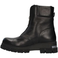 Cipők Női Bokacsizmák Albano 1084A BLACK