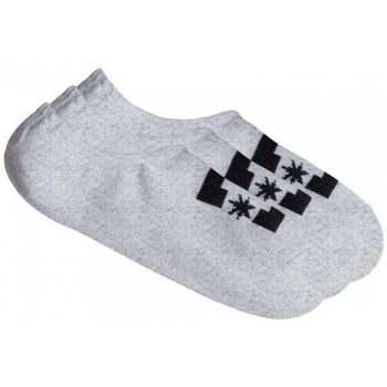 Kiegészítők Sport zoknik DC Shoes 3 PackLiner Szürke