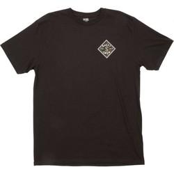 Ruhák Férfi Rövid ujjú pólók Salty Crew T-shirt  Tippet Decoy Standard noir