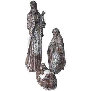Otthon Karácsonyi dekorációk Signes Grimalt Születés Set 3 U Plateado