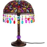 Otthon Díszlámpák Signes Grimalt Asztali Lámpa Set 2U Multicolor