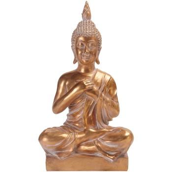 Otthon Szobrok, figurák Signes Grimalt Buddha Alak Dorado