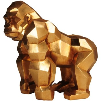 Otthon Szobrok, figurák Signes Grimalt Majom Figura Dorado