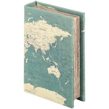 Otthon Rekeszek és tárolók Signes Grimalt Könyv Doboz Azul