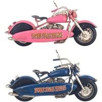 Otthon Szobrok, figurák Signes Grimalt Motorkerékpár Set 2 U Multicolor