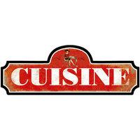 Otthon Poszterek, plakátok Signes Grimalt Cuisine Wall Plate Rojo