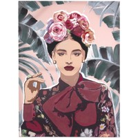 Otthon Képek, vásznak Signes Grimalt Kép Lila