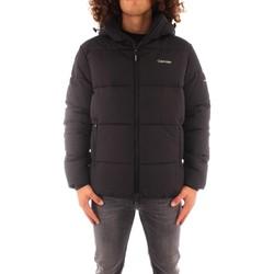 Ruhák Férfi Steppelt kabátok Calvin Klein Jeans K10K107485 BLACK
