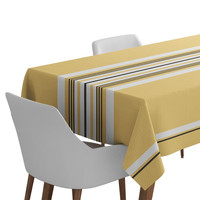 Otthon Asztalterítő Maison Jean-Vier Donibane Arany
