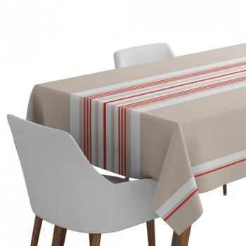 Otthon Asztalterítő Maison Jean-Vier Donibane Bézs