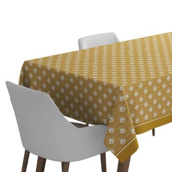 Otthon Asztalterítő Maison Jean-Vier Bilbatu Levélmintás